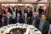 2019年3月5日與TCB退休同事聚餐